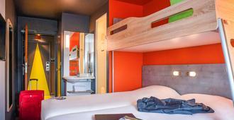 昂布瓦兹宜必思快捷酒店 - 阿姆博斯 - 睡房