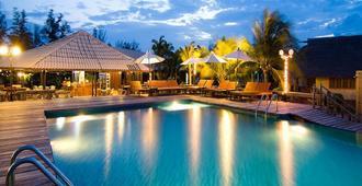 拉瓦纳爱斯基普酒店 - 华欣 - 游泳池