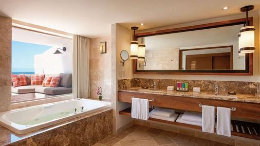 基瓦巴亚尔塔港凯悦度假村 - 巴亚尔塔港 - 浴室