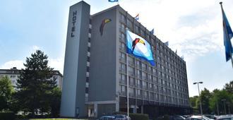 安特卫普范德瓦尔克酒店 - 安特卫普 - 建筑