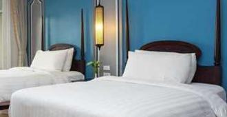大琅勃拉邦酒店 - 琅勃拉邦 - 睡房