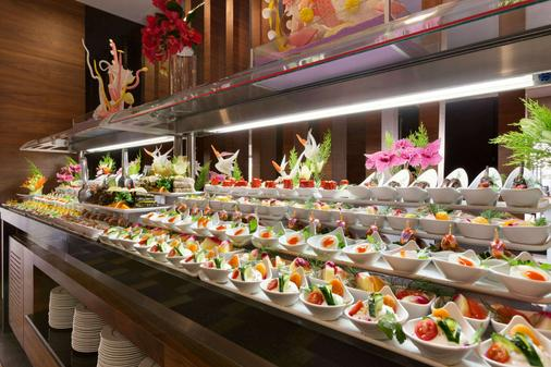 拉勒华美达酒店 - 安塔利亚 - 自助餐