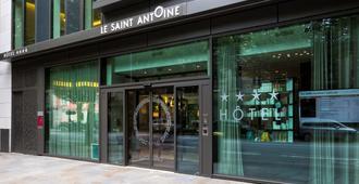最佳西方高级精选酒店-圣安东尼酒店及Spa - 雷恩 - 建筑