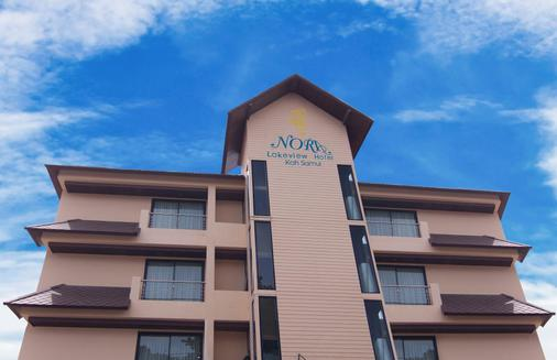 诺拉湖景酒店 - 苏梅岛 - 建筑