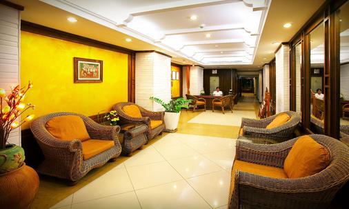 诺拉湖景酒店 - 苏梅岛 - 大厅