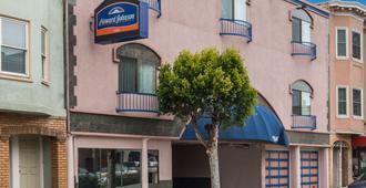 旧金山海港区豪生酒店 - 旧金山 - 建筑