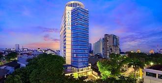 阿斯顿马卡萨尔会议酒店 - 马卡萨 - 建筑
