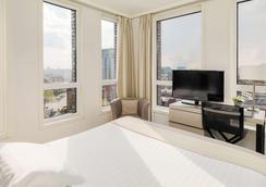 H10伦敦滑铁卢酒店 - 伦敦 - 睡房
