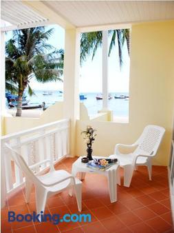 阿南达别墅酒店 - 龟岛 - 阳台