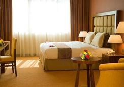 城市四季哈姆拉酒店 - 阿布扎比 - 睡房