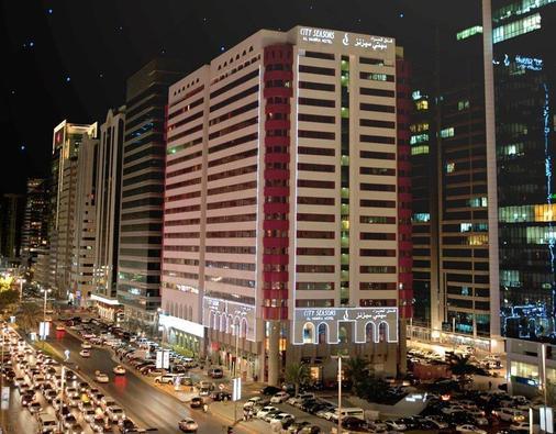 城市四季哈姆拉酒店 - 阿布扎比 - 建筑