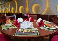 城市四季哈姆拉酒店 - 阿布扎比 - 餐馆