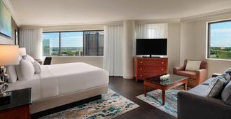 里士满市中心万豪酒店之达美酒店 - 里士满 - 睡房