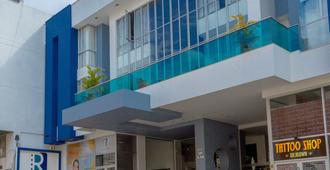 拉里维拉酒店 - 佩雷拉 - 建筑