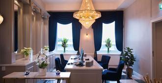 格姆拉斯坦酒店 - 贝斯特韦斯特辛尼雀精选系列 - 斯德哥尔摩 - 大厅