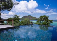 魔法岛渡假酒店 - 维多利亚 - 游泳池
