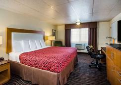 亚基马戴斯酒店 - 亚基马 - 睡房