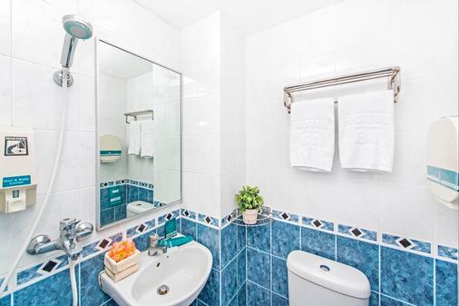 新加坡81酒店-舒适 - 新加坡 - 浴室