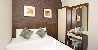 维斯特瑞酒店 - 吉隆坡 - 睡房