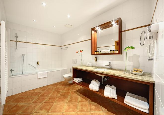 布尔诺大酒店 - 布尔诺 - 浴室