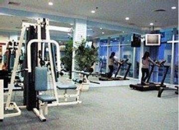 廈門國際會展酒店 - 厦门 - 健身房