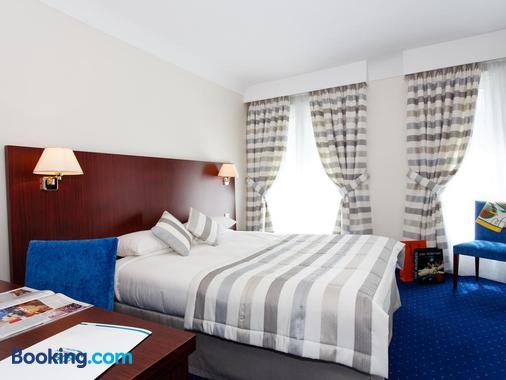 巴黎大西洋酒店 - 巴黎 - 睡房