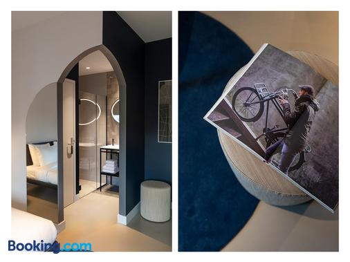 阿姆斯特丹意识酒店 - 阿姆斯特丹 - 浴室