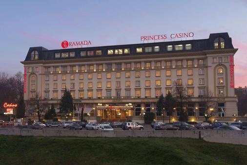 普罗夫迪夫特里蒙蒂姆华美达酒店 - 普罗夫迪夫 - 建筑