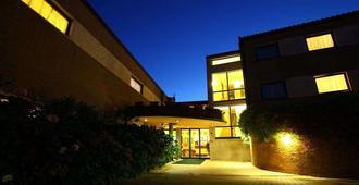 圣加罗公园酒店 - 锡耶纳 - 建筑