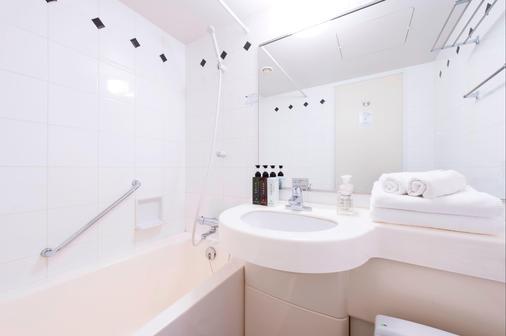 东京八丁堀芬迪别墅酒店 - 东京 - 浴室
