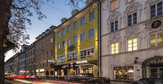 因斯布鲁克贝斯克酒店 - 因斯布鲁克 - 建筑