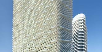 布里克尔sls酒店 - 迈阿密 - 建筑