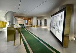 布里克尔sls酒店 - 迈阿密 - 大厅