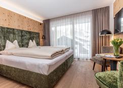尔霍夫酒店 - 索尔登 - 睡房