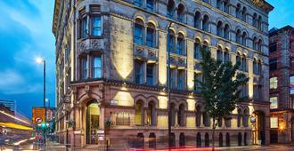 麦克唐纳德曼切斯特市政厅度假酒店 - 曼彻斯特 - 建筑