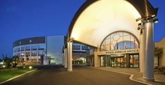 罗马奥里利亚蒂卡酒店 - 罗马 - 建筑