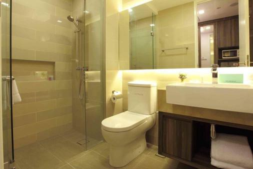 因维托酒店套房 - 吉隆坡 - 浴室