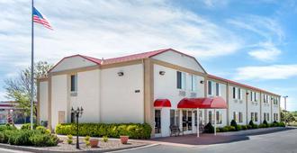 依可洛奇机场酒店/科罗拉多泉市 - 科罗拉多斯普林斯