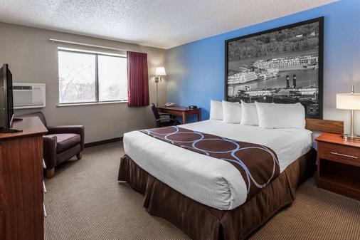 迪比克速8酒店 - 迪比克 - 睡房