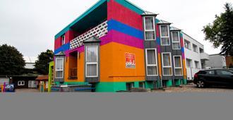 佩图尔欧内斯廷公寓酒店 - 埃森 - 建筑
