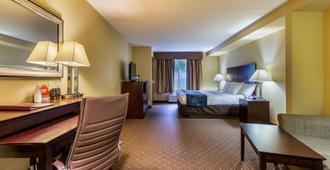 葛底斯堡战场游客中心康福套房酒店 - 盖茨堡 - 睡房