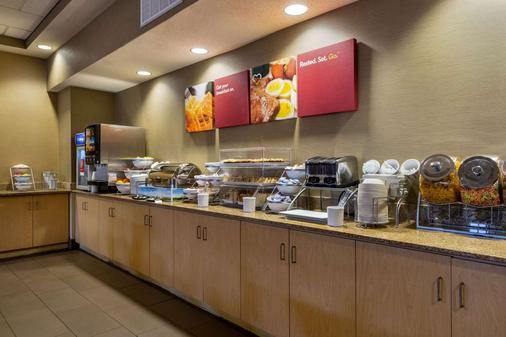 葛底斯堡战场游客中心康福套房酒店 - 盖茨堡 - 自助餐