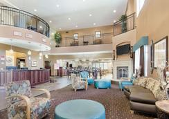 Comfort Suites - 托皮卡 - 大厅