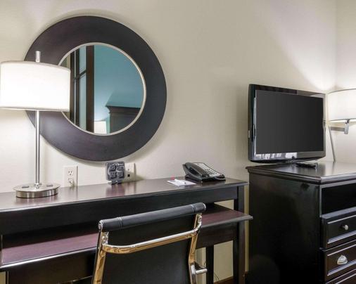 Comfort Suites - 托皮卡 - 客厅