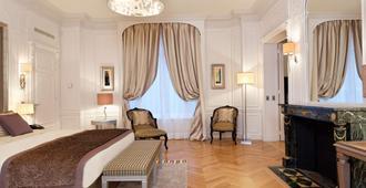 神奇水疗别墅酒店 - 巴黎 - 睡房