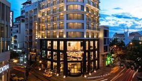 芽庄传奇海洋酒店 - 芽庄 - 建筑