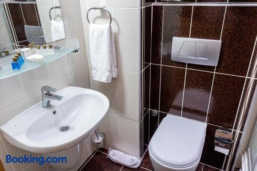 伊斯坦布尔格兰罗莎酒店 - 伊斯坦布尔 - 浴室