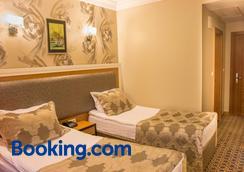 伊斯坦布尔格兰罗莎酒店 - 伊斯坦布尔 - 睡房