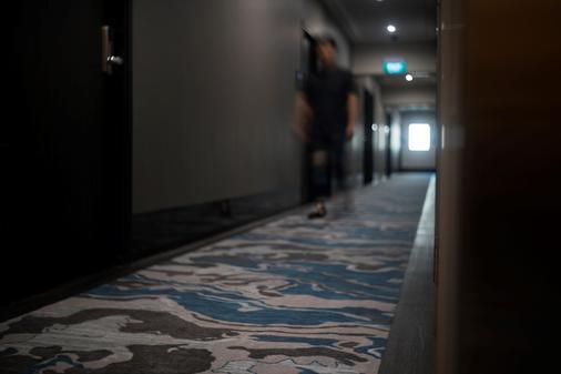 新加坡薰衣草维酒店 - 新加坡 - 门厅