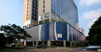 新加坡薰衣草维酒店 - 新加坡 - 建筑